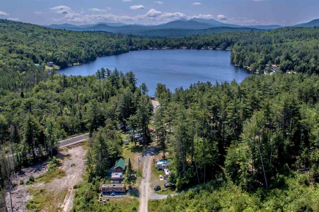 Cedar Pond Campground | Come Relax in the Great North Woods