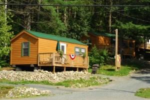 Cabins at Cedar Pond Campground